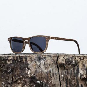 lunettes de soleil bois CFE