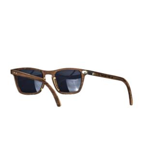 lunettes de soleil en bois modèle CFE